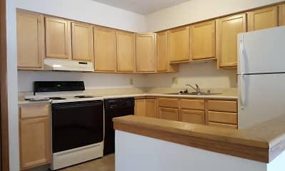 Kitchen, Capitol Centre Court, 2