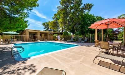 Pool, Casa De Alicia Apartments, 0