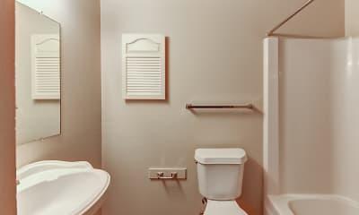 Bathroom, Secor Flats, 2
