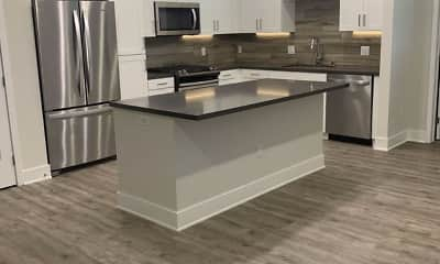 Kitchen, The Vineyards at Porter Ranch Apartments, 0
