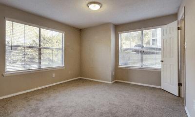 Bedroom, Garden Walk Apartments, 0