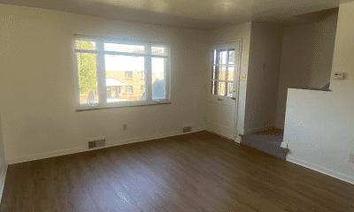 Living Room, Skytop Village, 1