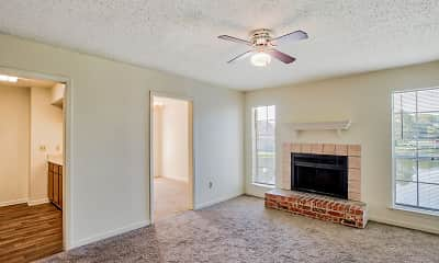 Living Room, Jefferson Lakes, 1