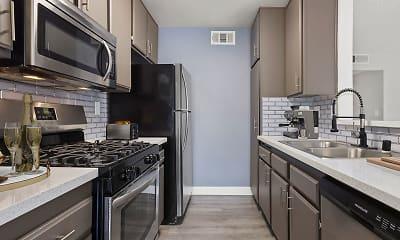 Kitchen, Corbin Terrace Apartments, 0