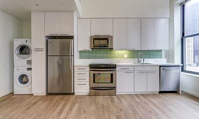 Kitchen, Century Building, 0