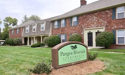 Community Signage, Pangea Riverside, 0