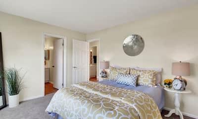 Bedroom, Breezewood, 1