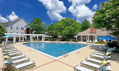 Pool, Addison At Swift Creek, 0