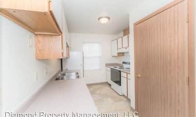 Kitchen, Sylvan Glen Apartments, 1