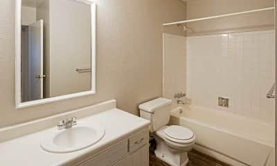 Bathroom, Winchester Woods, 2