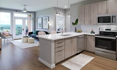 Kitchen, Alta Davis, 1
