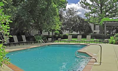 Pool, Millicent Crossing Apartments, 1