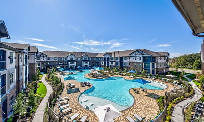 Pool, Cyan Cinco Ranch, 0