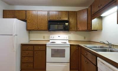 Kitchen, Oxbow Estates, 0