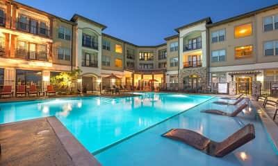 Pool, The Nexus Lakeside Apartments, 0