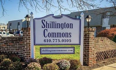 Community Signage, Shillington Commons Apartments, 0