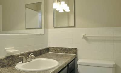 Bathroom, Lenox Woods, 2