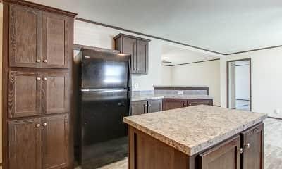 Kitchen, Springbrook Estates, 1