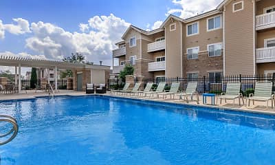 Pool, SunSTONE Apartment Homes at MarketPlace, 1
