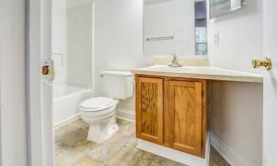 Bathroom, Arbor Pointe, 2