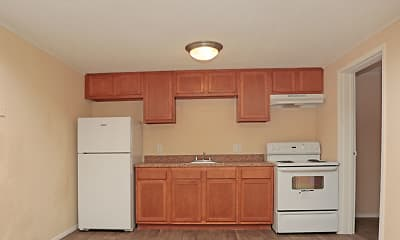 Kitchen, King's Crossing, 2
