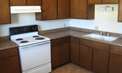 Kitchen, Pinefield, 2