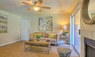 Living Room, Vizcaya, 1