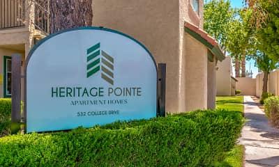 Community Signage, Heritage Pointe, 2