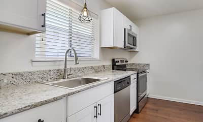Kitchen, Parc at Mid City, 0