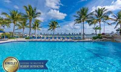 Pool, Marina Key, 0
