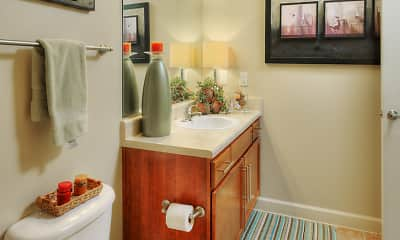 Bathroom, Avala At Savannah Quarters, 2