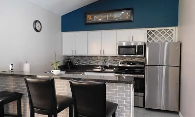 Kitchen, The Landings At Cypress Meadows, 1
