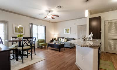 Jamestown Place Apartments, 2