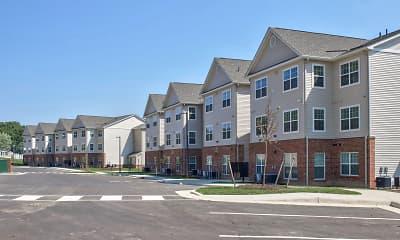 Building, Fieldstone, 0