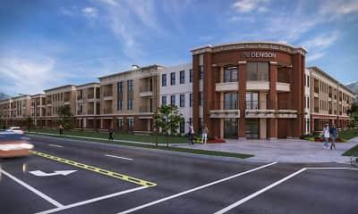 Building, 176 Denison (Building 1), 1