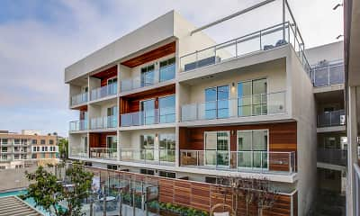 Building, Catherine Santa Monica, 0