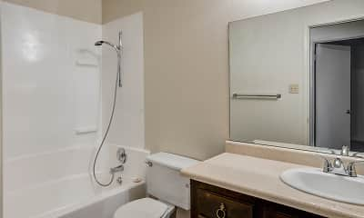 Bathroom, The Villages, 2