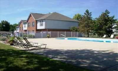 Pool, Arbors Of Marysville, 1