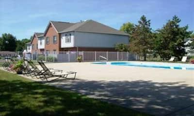 Pool, Arbors Of Marysville, 1
