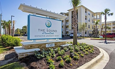 Community Signage, The Sound at Navarre Beach, 2