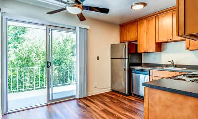 Kitchen, Sherwood Oaks, 0