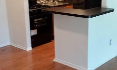 Kitchen, Parker Place, 0