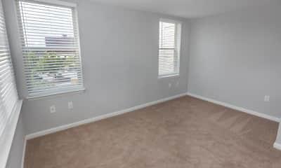 Living Room, Glen Burnie Town Apartments, 2