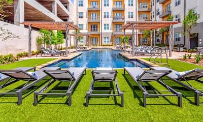Pool, Bell CityLine, 0