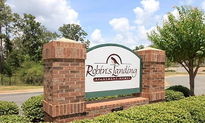 Community Signage, Robin's Landing Apartment Homes, 2