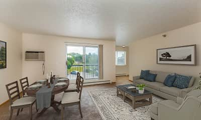 Living Room, Creekside, 1