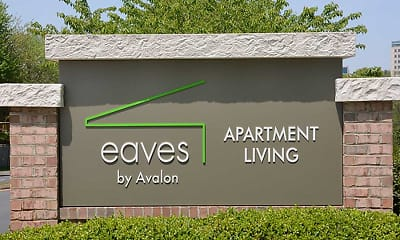Community Signage, eaves Tysons Corner, 2