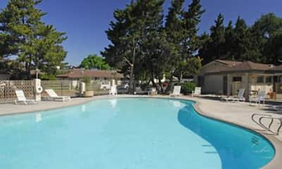 Pool, Oakwood, 2