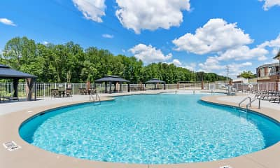 Pool, The Villages at Olde Towne, 1