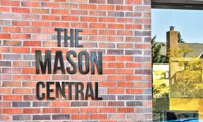 Community Signage, The Mason, 2